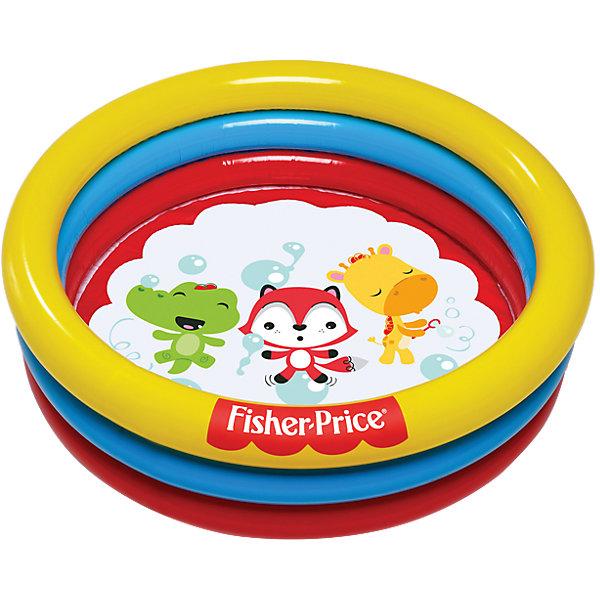 Фотография товара надувной бассейн с 25 шариками, 88 л, Fisher Price, Bestway (4639773)