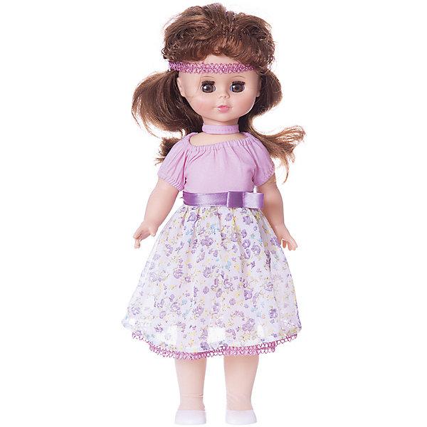 Весна Кукла Оля Фея Сиреневых облаков, со звуком, Весна кукла наша игрушка д22428 22 см со звуком
