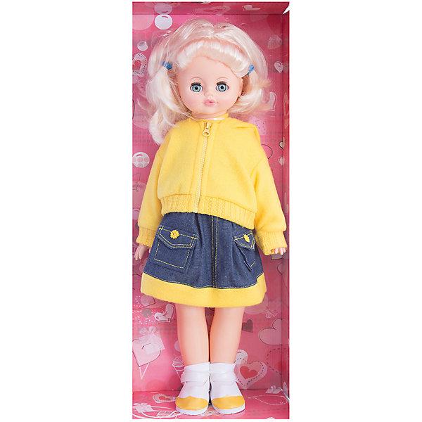 Весна Ходячая кукла Алиса 7 (пластмассовая), со звуком, 55 см, Весна кукла алла весна