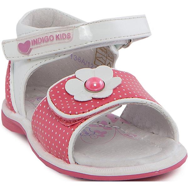 Купить со скидкой Сандалии для девочки Indigo kids