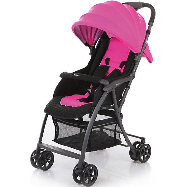 Прогулочная коляска Jetem Fit, розовый