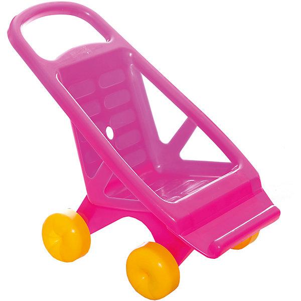 Коляска для кукол, СовтехстромТранспорт и коляски для кукол<br>Симпатичная пластиковая колясочка, в которой ваша малышка сможет возить своих кукол как дома, так и на улице.<br>Коляска выполнена в нежно-розовом цвете и имеет большие желтые колеса. Ручка каталки имеет закругленную форму, ее удобно держать в руках, а широкие бока коляски уберегут куколку от падения. К сидению закреплена широкая подножка.<br><br>Дополнительная информация:<br>Материал: пластмасса.<br>Размер упаковки: 48 х 44 х 28 см.<br><br>Коляску для кукол, Совтехстром можно купить в нашем интернет-магазине.<br>Ширина мм: 100; Глубина мм: 140; Высота мм: 700; Вес г: 800; Возраст от месяцев: 24; Возраст до месяцев: 84; Пол: Женский; Возраст: Детский; SKU: 4651481;