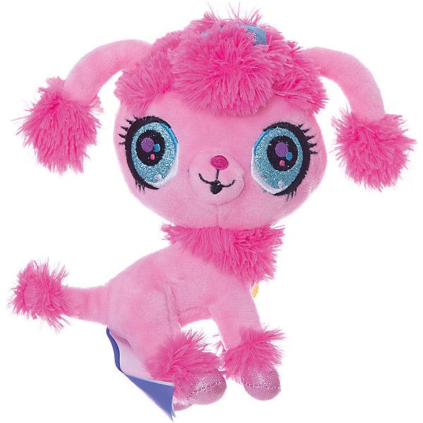 Мульти-Пульти Мягкая игрушка Пудель, 16 см, со звуком, МУЛЬТИ-ПУЛЬТИ кукла мульти пульти disney принцесса золушка 30 см со звуком cind004