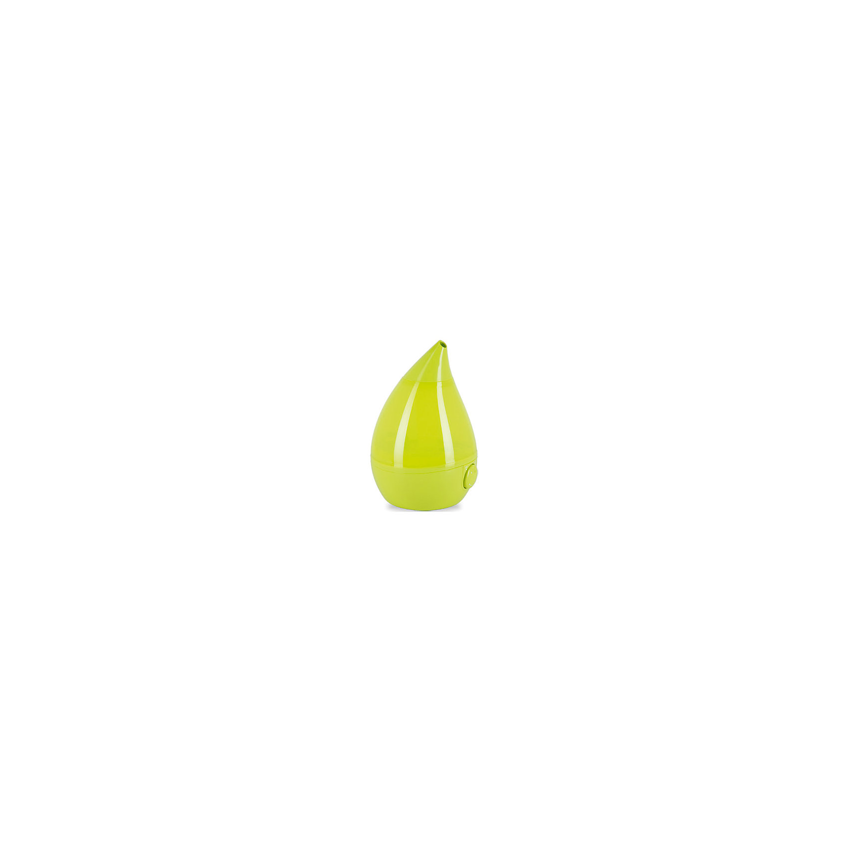Увлажнитель воздуха ультразвуковой КАПЛЯ Crane, салатовый