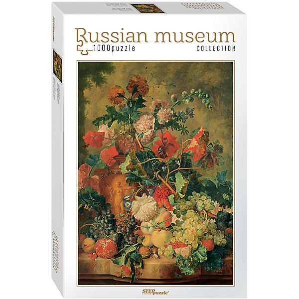 Степ Пазл Цветы и плоды, 1000 деталей, Step Puzzle