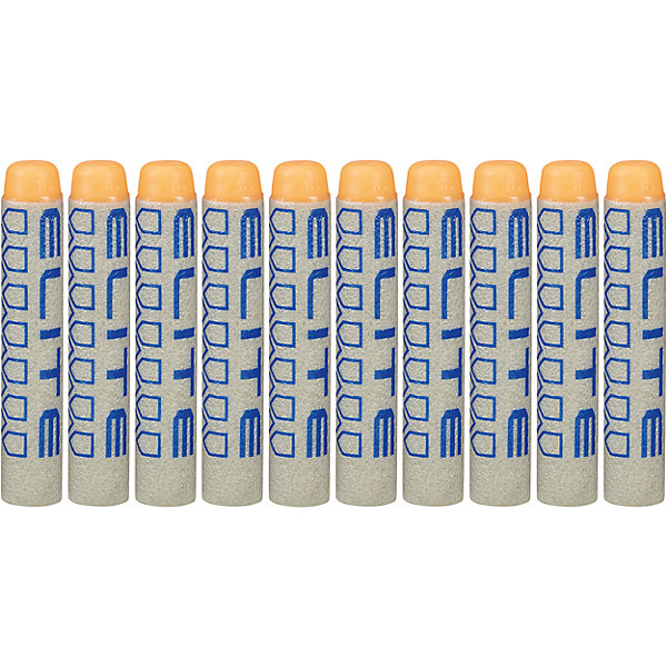 Hasbro 10 деко-стрел для бластер Элит, Nerf набор стрел nerf мега 20 стрел