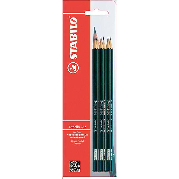 Набор карандашей, 6 шт.Карандаши<br>Набор карандашей, 6 шт. от марки Stabilo<br><br>Эти карандаши созданы немецкой компанией для комфортного и легкого письма или рисования. Легко затачиваются, при этом грифель очень устойчив к поломкам. <br>Грифель - из высококачественного мелкодисперсного графита. В наборе - шесть карандашей. Они отлично лежат в руке благодаря удобной форме и лаковому покрытию в несколько слоев.<br><br>Особенности данной модели:<br><br>твердость: от 2-Н до 2-В.<br><br>Набор карандашей, 6 шт. от марки Stabilo можно купить в нашем магазине.<br>Ширина мм: 240; Глубина мм: 70; Высота мм: 10; Вес г: 15; Возраст от месяцев: 36; Возраст до месяцев: 2147483647; Пол: Унисекс; Возраст: Детский; SKU: 4684717;