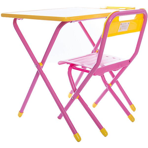 Дэми Набор мебели Дэми Винни-Пух (3-7 лет), розовый