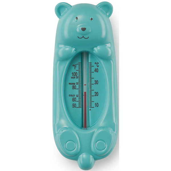 Happy Baby Термометр для воды, Happy Baby, голубой термометр happy baby 18003 water thermometer white