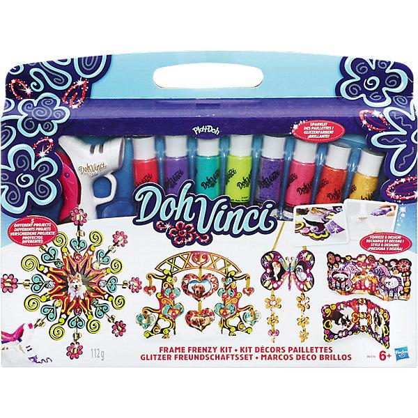 Hasbro Набор для творчества Пять премиум украшений, Hasbro набор д творчества hasbro dohvinci микшер цветов а9212