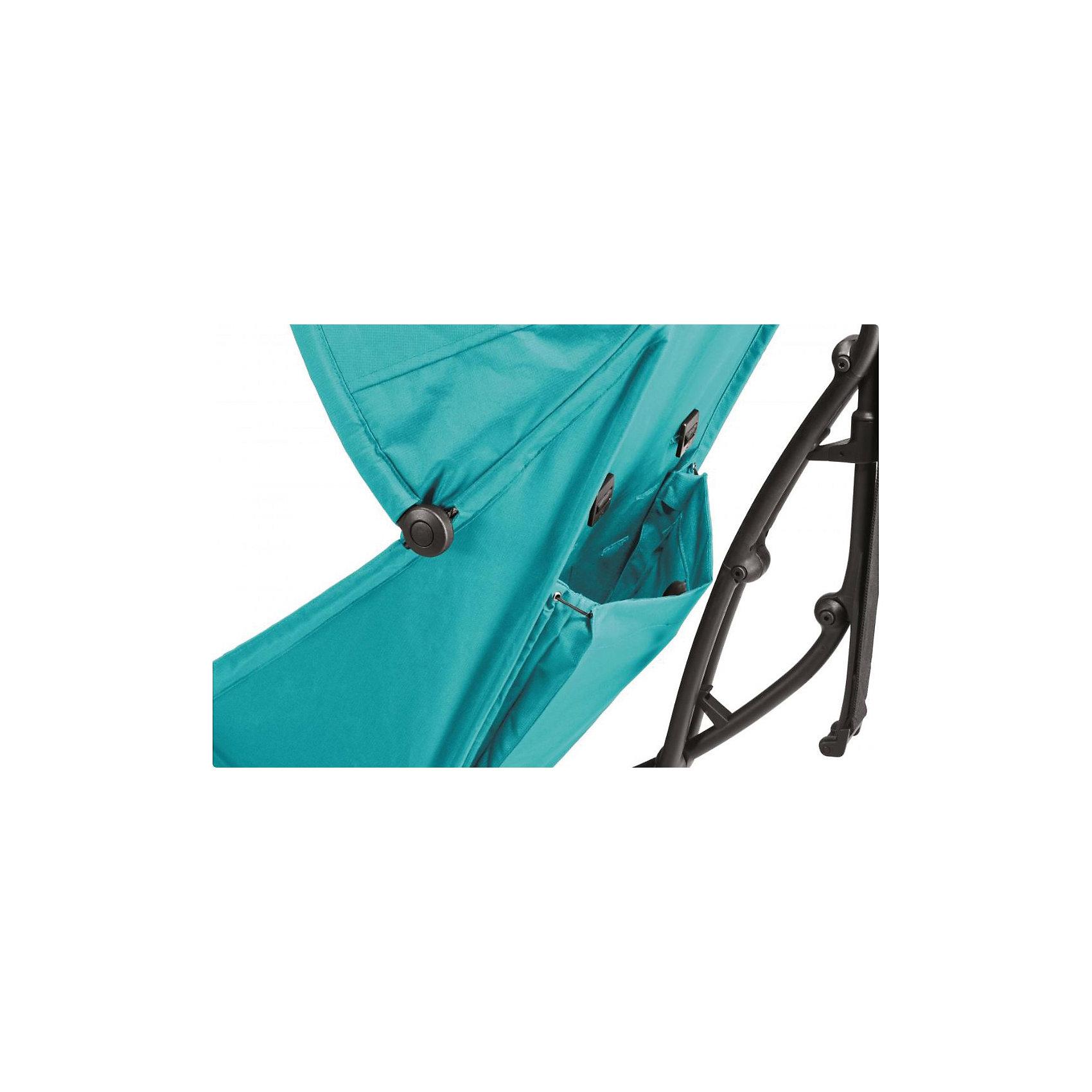 Коляска-трость Yezz, Quinny, blue track