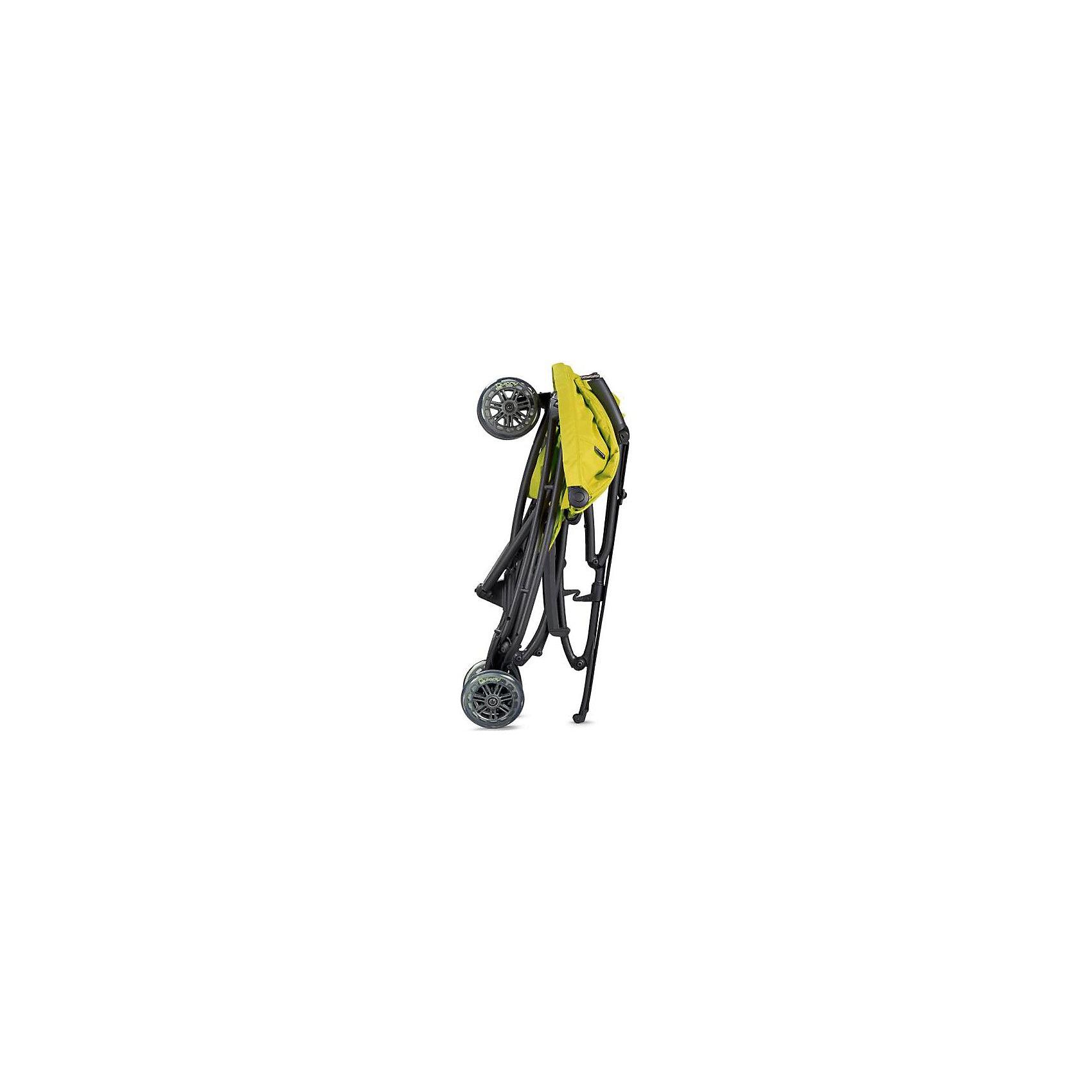 Коляска-трость Quinny Yezz, yellow move