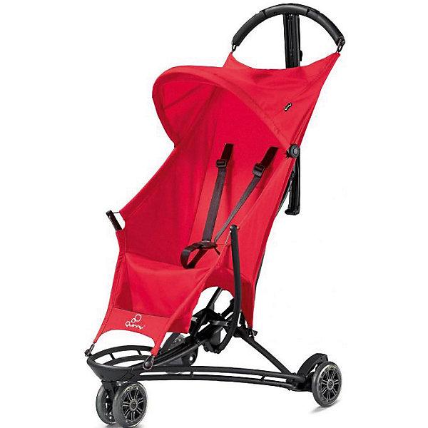 Quinny Коляска-трость Quinny Yezz, red signal коляска quinny quinny прогулочная коляска zapp xtra pink precious