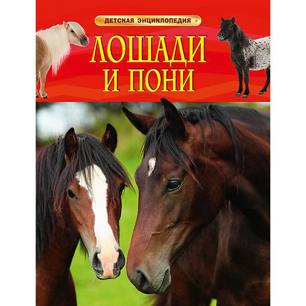 Росмэн Детская энциклопедия Лошади и пони