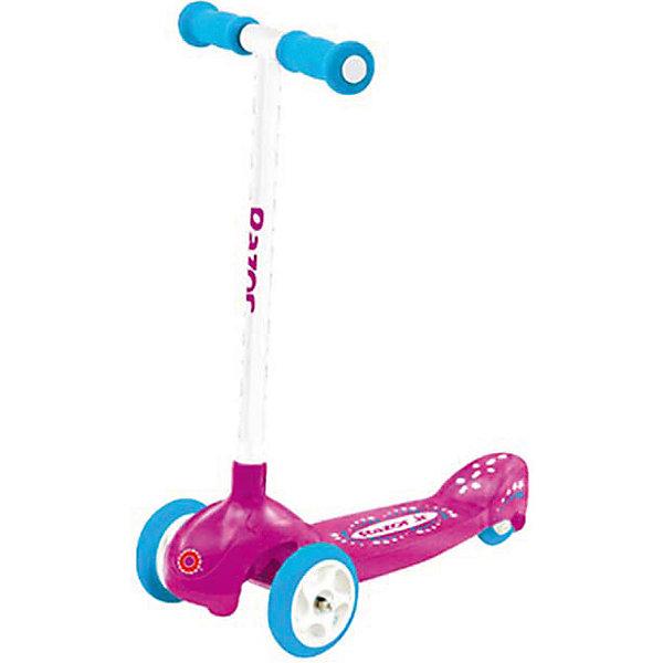 Купить Детский трёхколёсный самокат Lil Pop, розовый, Razor, Китай, Женский