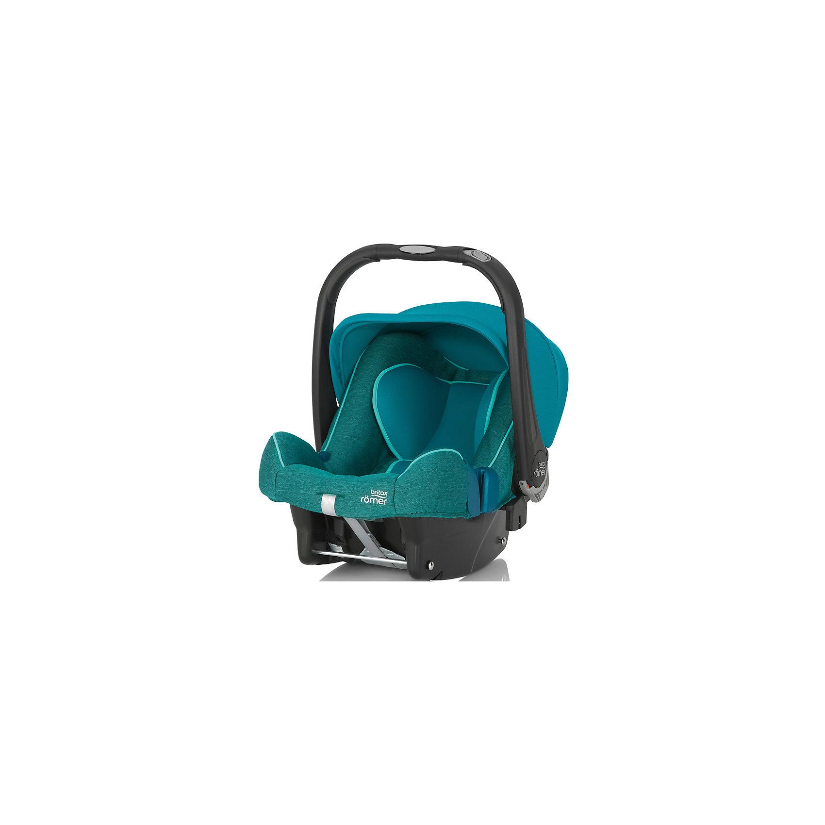 Britax Romer Автокресло Britax Romer Baby-Safe Plus SHR II, 0-13 кг, Green Marble