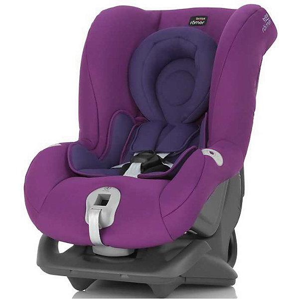 Britax Römer Автокресло Britax Romer FIRST CLASS plus 0-18 кг, Mineral Purple автокресло britax romer first class plus 0 18 кг cosmos black trendline