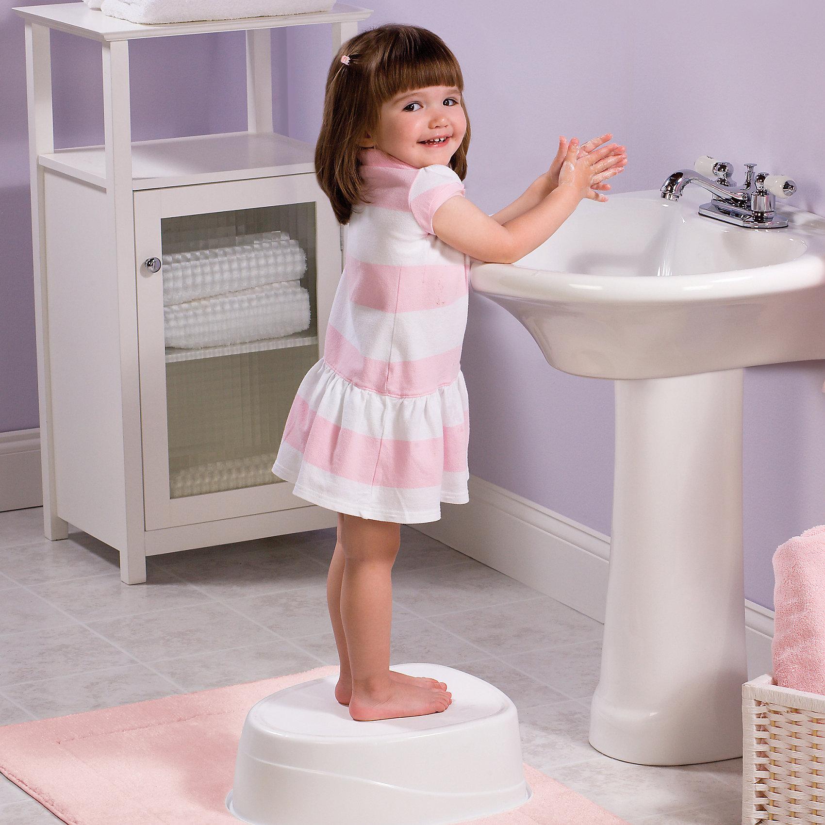 Горшок-подножка 3 в 1, Summer Infant, розовый