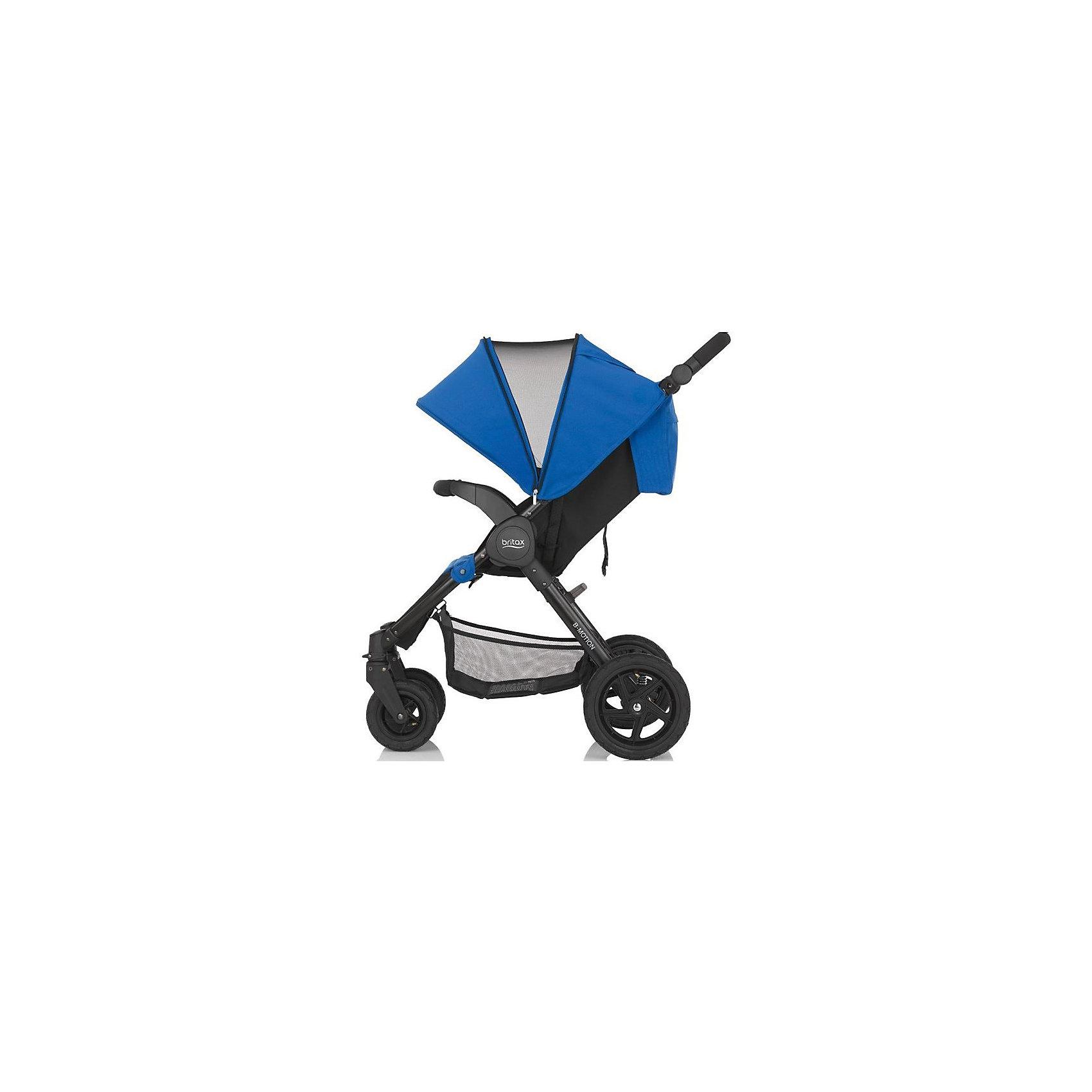 Прогулочная коляска Britax B-Motion 4, Ocean Blue