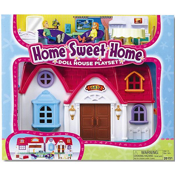 Фото - Keenway Набор Дом с предметами, Keenway кинотеатр