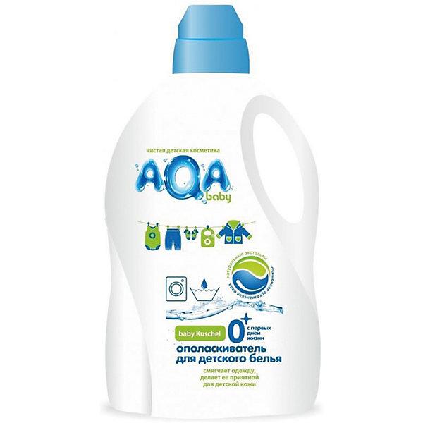 AQA baby Ополаскиватель для детского белья baby, 1000 мл