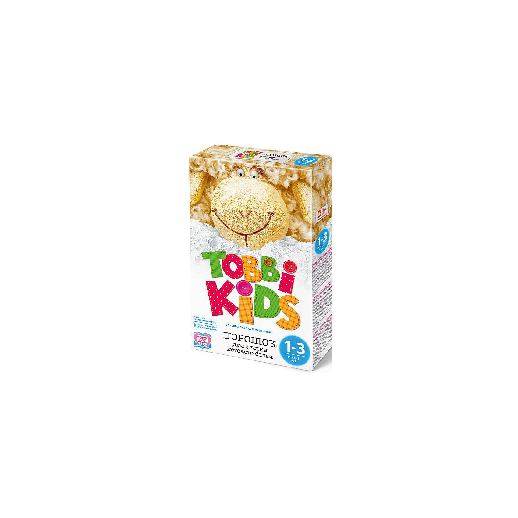 Стиральный порошок 1-3 года, Tobbi Kids, 400гр.