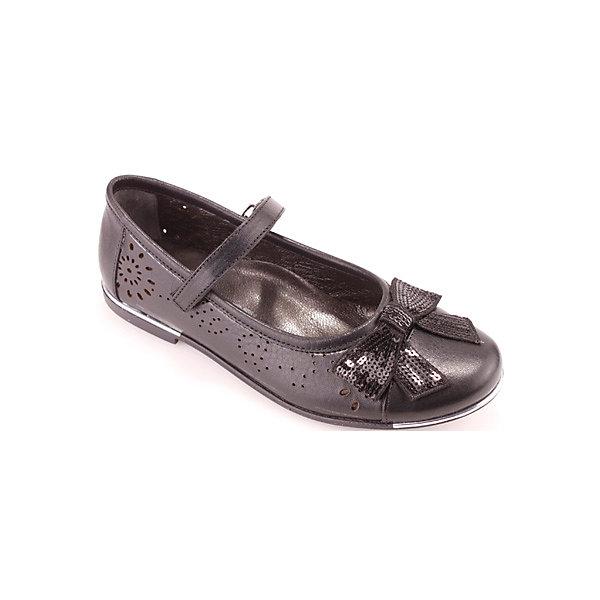 Туфли для девочки MinimenНарядная обувь<br>Туфли для девочки от известного бренда Minimen<br>Состав:<br>верх-натуральная кожа-100%,подклад-натуральная кожа-100%, подошва-полеуретан<br>Ширина мм: 227; Глубина мм: 145; Высота мм: 124; Вес г: 325; Цвет: черный; Возраст от месяцев: 24; Возраст до месяцев: 24; Пол: Женский; Возраст: Детский; Размер: 25,28,27,26; SKU: 4731116;