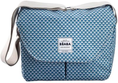 Сумка для мамы VIENNA II, Beaba, синий, артикул:4732011 - Всё для мам