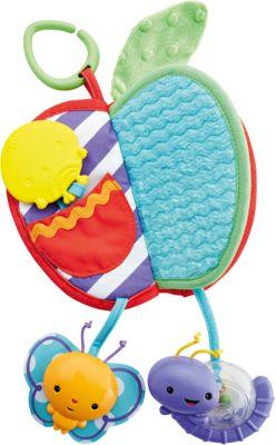 Развивающая игрушка-книжка  Яблочко  с прорезывателем, артикул:4732075 - Уход и гигиена