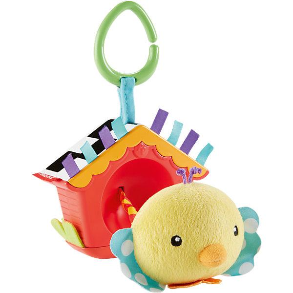 Mattel Игрушка-подвеска Fisher Price Птичка