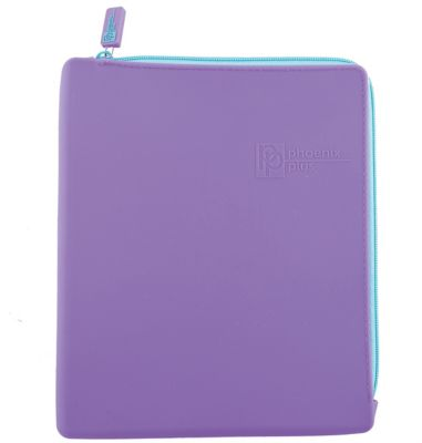 Папка для тетрадей, А5, фиолетовая, артикул:4746239 - Папки