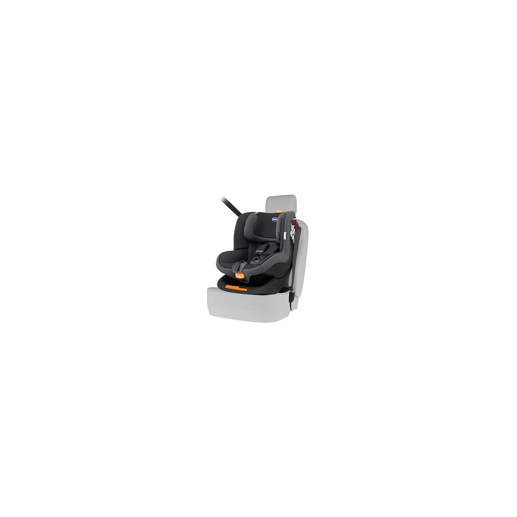 Автокресло CHICCO Oasys 1 Evo isofix, 9-18 кг, coal