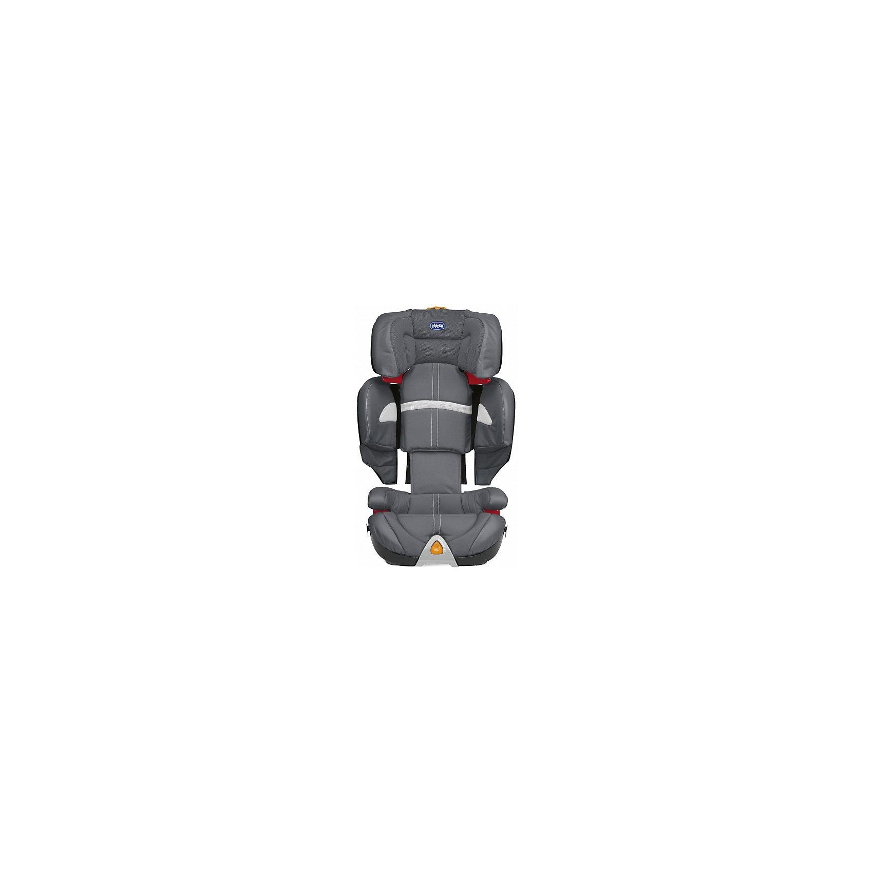 Автокресло OASYS 2-3, 15-36 кг., CHICCO, race