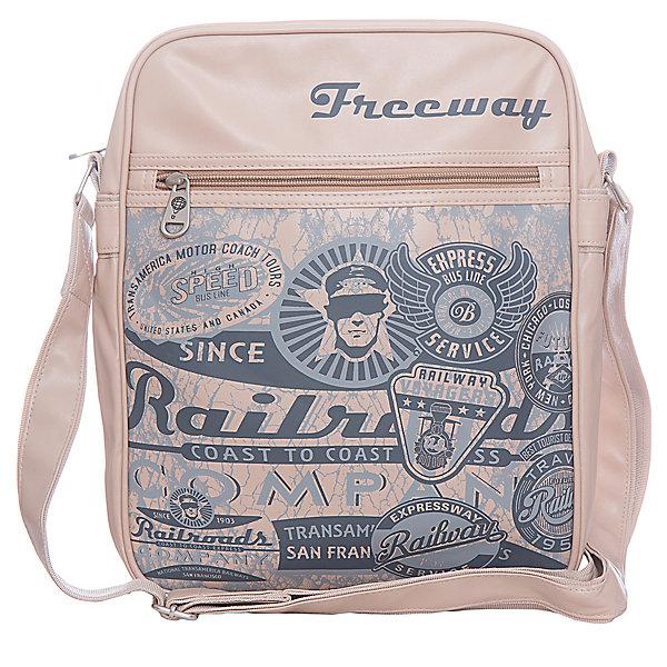Сумка подростковаяШкольные сумки<br>Эта стильная сумка с оригинальным оформлением прекрасно впишется в гардероб ребенка и, конечно, понравится всем юным модникам! Модель оснащена уплотнённым плечевым ремнем, регулируемым по длине, удобными и практичными карманами.<br><br>Дополнительная информация:<br><br>- Материал: полиуретан.<br>- Размер: 33х9х26 см.<br>- Тип застежки: молния. <br>- Плечевой ремень регулируется.<br>- Карманы: 2 внутренних, 1 внешний для телефона, 2 узких кармана по бокам. <br>- Полноцветная печать с 3D технологией.<br><br>Сумку подростковую можно купить в нашем магазине.<br>Ширина мм: 370; Глубина мм: 300; Высота мм: 22; Вес г: 450; Возраст от месяцев: 144; Возраст до месяцев: 192; Пол: Мужской; Возраст: Детский; SKU: 4756064;