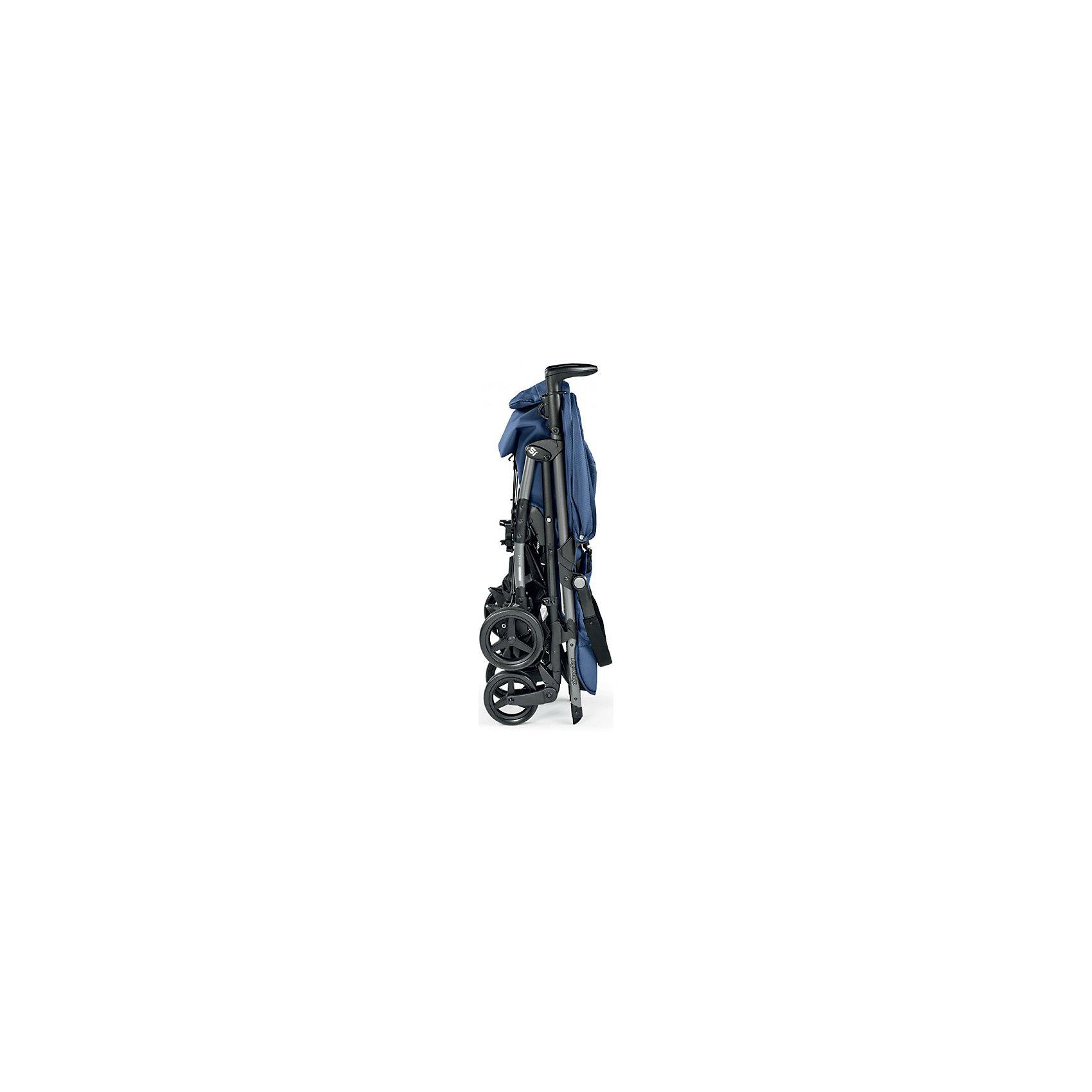 Коляска-трость Si Completo, Peg-Perego, Mod Bluette синий (Peg Perego)
