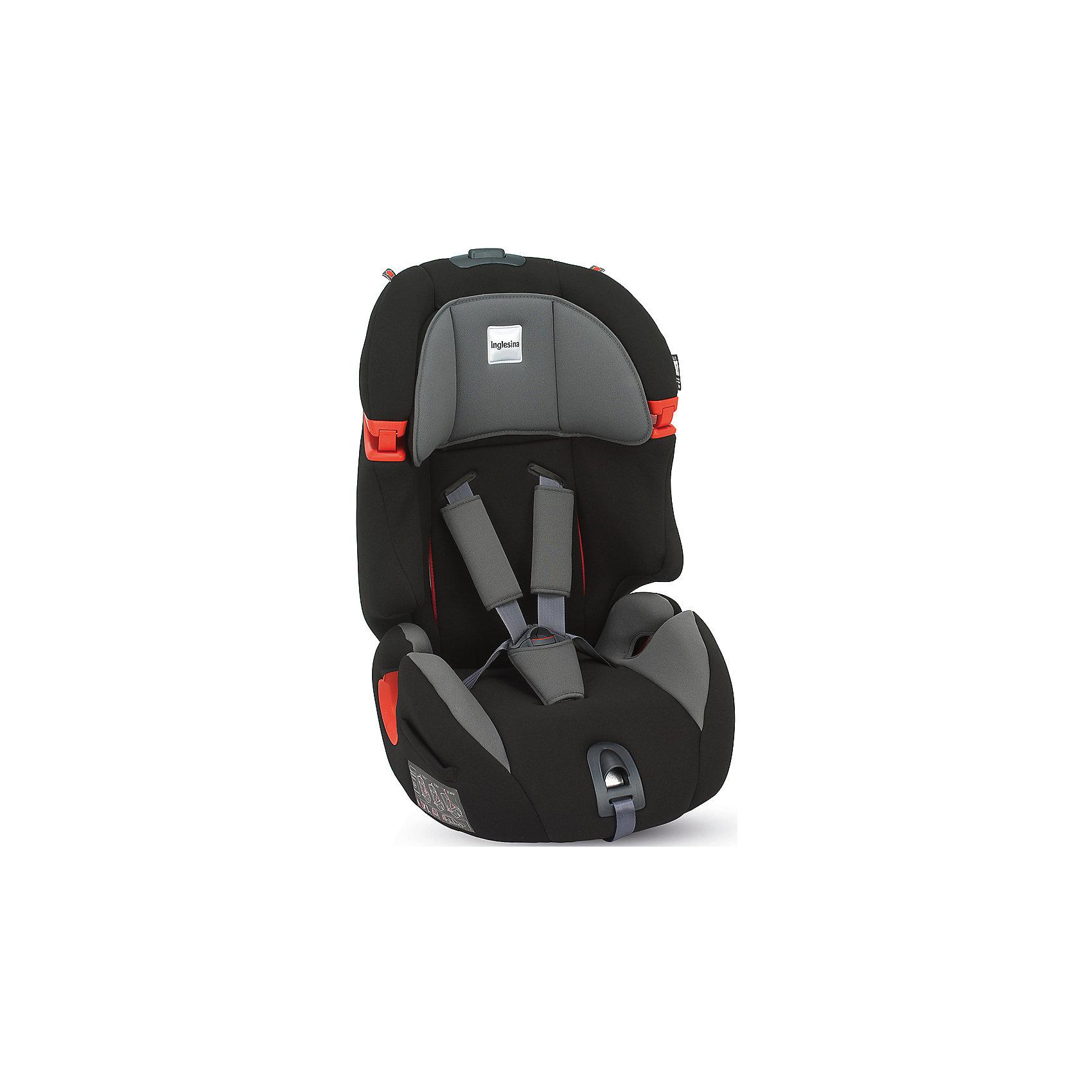 Автокресло Inglesina Prime Miglia 9-36 кг, Black