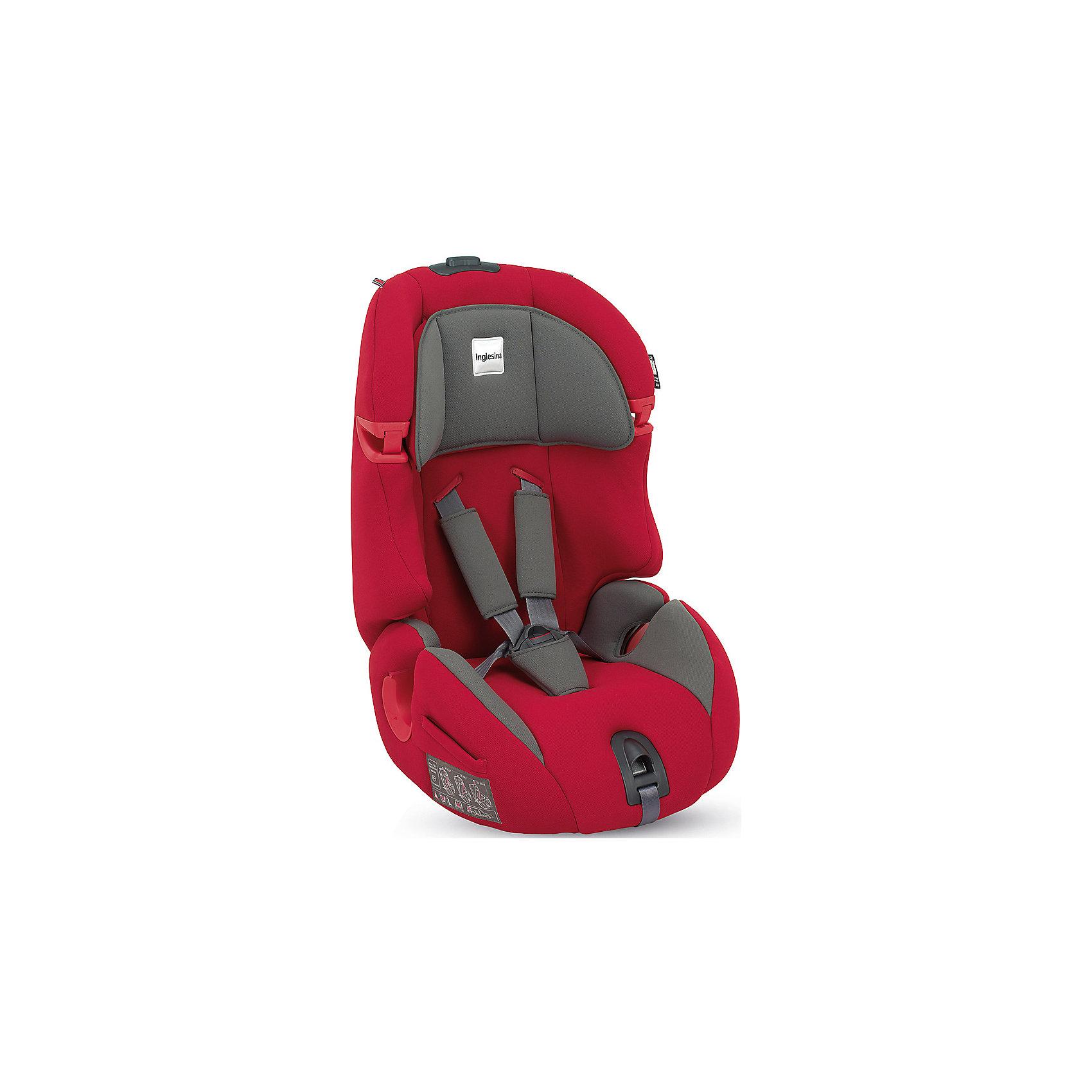 Автокресло Inglesina Prime Miglia 9-36 кг, Red