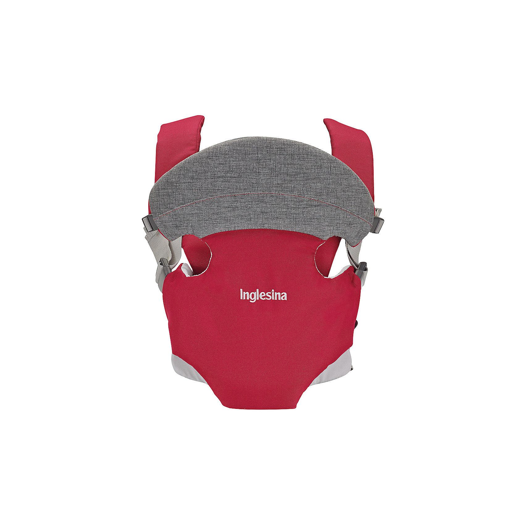 Рюкзак-кенгуру Front, Inglesina, rosso