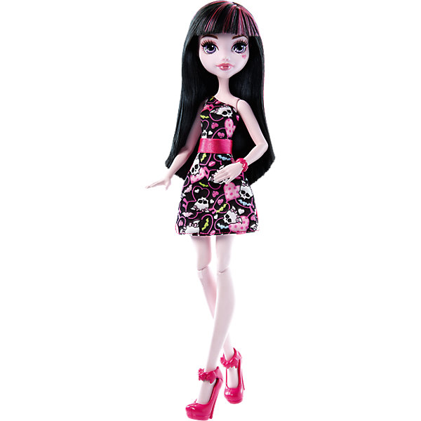 Mattel Кукла Дракулаура, Monster High monster high кукла пиратская авантюра дракулаура