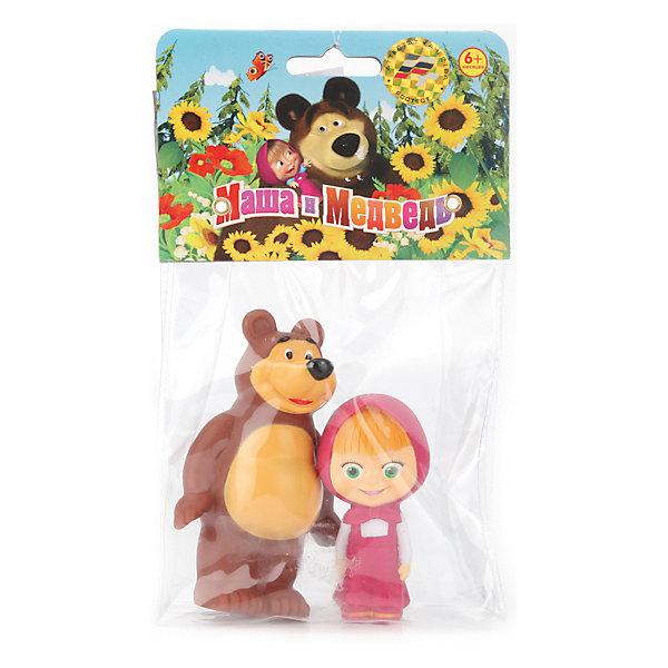 Набор для купания, Маша и Медведь, Играем вместеИгрушки<br>Набор для купания, Маша и Медведь, Играем вместе<br><br>Характеристики:<br><br>• Материал: ПВХ.<br>• Размер: ширина: 7 см; высота: 11.5 см<br><br>Отличные игрушки из мягкого ПВХ надолго займет внимания вашего малыша. Эти игрушки помогут малышу при прорезывании зубов, поможет развивать моторику рук, знакомить с формой, цветом, образами также с ней можно забавно поиграть в ванной. Яркий образ любимых героев поможет ребенку придумывать различные сюжетно-ролевые игры.<br><br>Набор для купания, Маша и Медведь, Играем вместе, можно купить в нашем интернет – магазине.<br>Ширина мм: 210; Глубина мм: 130; Высота мм: 40; Вес г: 100; Возраст от месяцев: 36; Возраст до месяцев: 72; Пол: Унисекс; Возраст: Детский; SKU: 4769605;