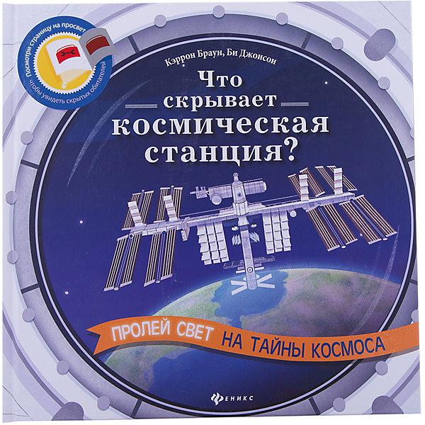 Fenix Что скрывает космическая станция? браун кэррон что скрывает стройка