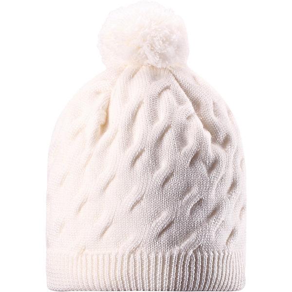 Reima Шапка Svans для девочки Reima шапка для девочки lucky child дюймовочка цвет мультиколор 37 9 цв размер 45