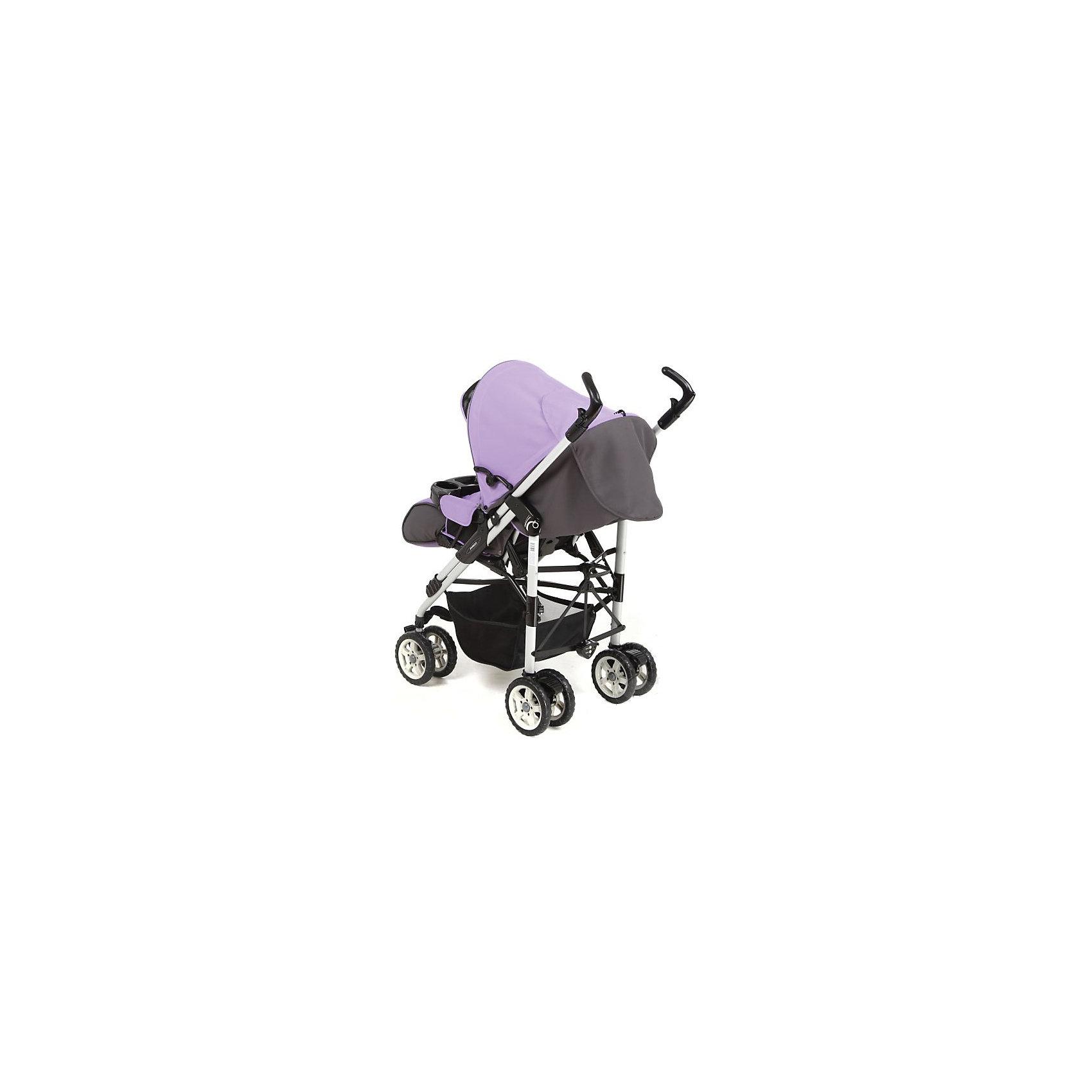 Коляска-трость Capella S-321, фиолетовый