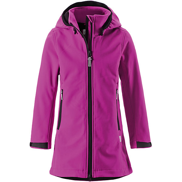 Купить Куртка Kajastus для девочки Reima, Китай, розовый, Женский