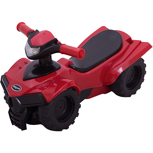 Baby Care Каталка Super ATV, Baby Care эргорюкзак baby care hs 3183 pink