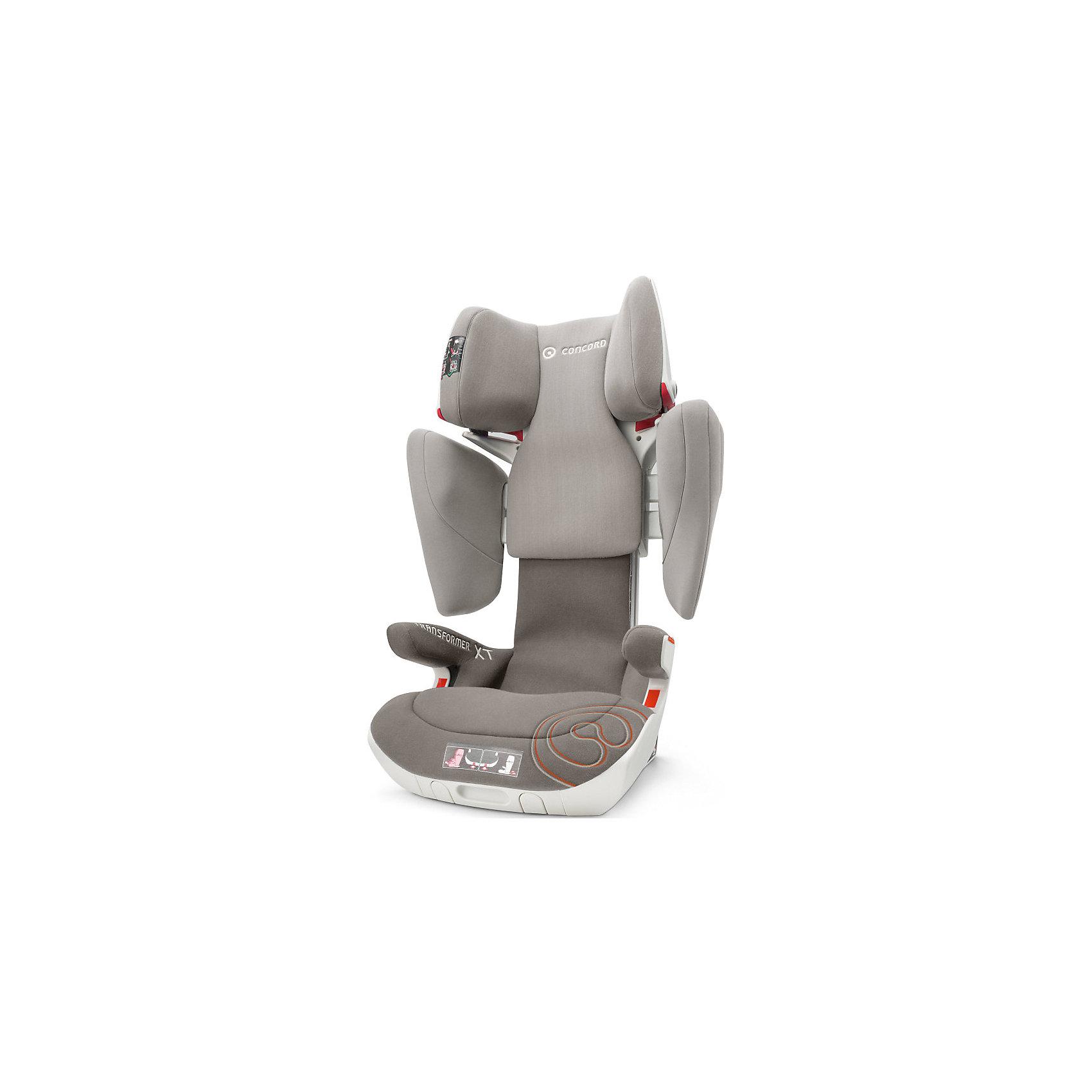 Автокресло Concord Transformer XT, 15-36 кг, Cool Beige 2016
