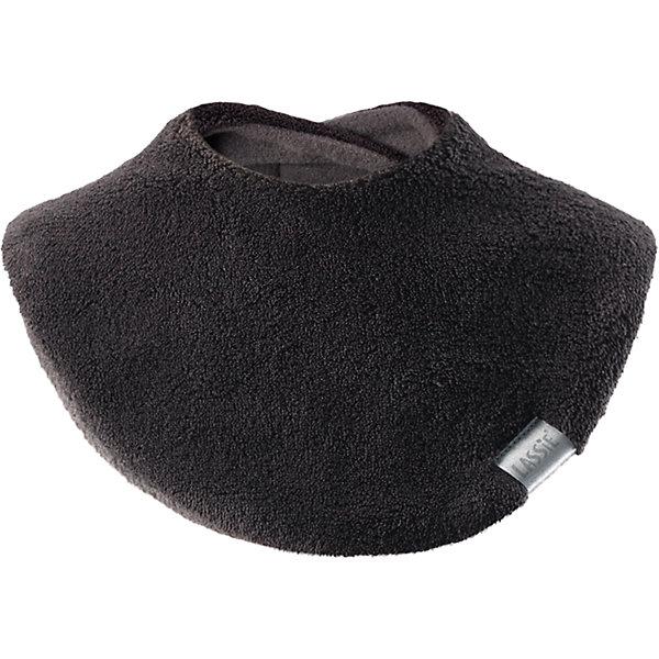 Манишка LASSIEШапки и шарфы<br>Детский  шарф-хомут известной финской марки.<br><br>-  «Дышащий», теплый и быстросохнущий флис. <br>- Мягкая, теплая подкладка из флиса. <br>- Липучка сзади. Светоотражающая эмблема Lassie®. <br><br>Рекомендации по уходу: Полоскать без специального средства. Сушить при низкой температуре. <br><br>Состав: 100% Полиэстер.<br>Ширина мм: 170; Глубина мм: 157; Высота мм: 67; Вес г: 117; Цвет: серый; Возраст от месяцев: 0; Возраст до месяцев: 15; Пол: Унисекс; Возраст: Детский; Размер: one size; SKU: 4781121;