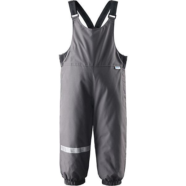 Полукомбинезон LASSIEВерхняя одежда<br>Зимние брюки для малышей известной финской марки.<br><br>- Водоотталкивающий, ветронепроницаемый, «дышащий» и грязеотталкивающий материал.<br>- Задний серединный шов проклеен.<br>- Мягкая теплая подкладка из флиса. <br>- Гладкая подкладка из полиэстра. <br>- Средняя степень утепления. <br>- Эластичные штанины. <br>- Съемные эластичные штрипки. <br>- Легко надевать благодаря молнии.<br>-  Регулируемые подтяжки.<br><br>Рекомендации по уходу: Стирать по отдельности, вывернув наизнанку. Застегнуть молнии и липучки. Соблюдать температуру в соответствии с руководством по уходу. Стирать моющим средством, не содержащим отбеливающие вещества. Полоскать без специального средства. Сушение в сушильном шкафу разрешено при  низкой температуре.<br><br>Состав: 100% Полиамид, полиуретановое покрытие.  Утеплитель «Lassie wadding» 140гр.<br>Ширина мм: 215; Глубина мм: 88; Высота мм: 191; Вес г: 336; Цвет: серый; Возраст от месяцев: 12; Возраст до месяцев: 15; Пол: Унисекс; Возраст: Детский; Размер: 80,74,98,92,86; SKU: 4781502;