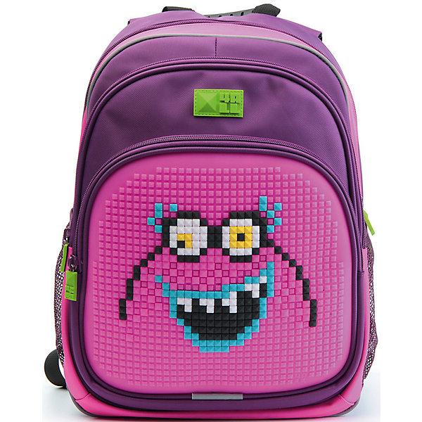 Купить 4ALL Рюкзак Kids, фиолетово-розовый, Китай, Унисекс