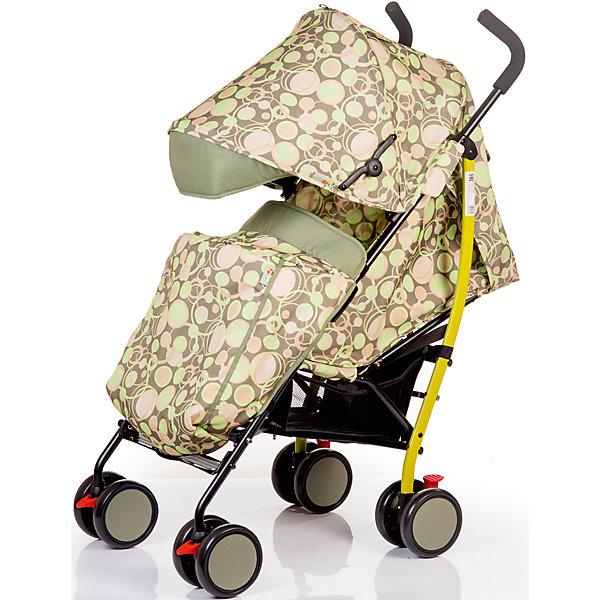 Коляска-трость BabyHit Wonder, оливковыйНедорогие коляски<br>Характеристики коляски-трости:<br><br>• наклон спинки регулируется в 3-х положениях вплоть до горизонтального;<br>• подножка регулируется;<br>• система 5-ти точечных ремней безопасности с мягкими накладками;<br>• имеется защитный бампер с паховым ограничителем;<br>• глубокий капюшон-батискаф;<br>• капюшон оснащен смотровым окошком и солнцезащитным козырьком;<br>• сзади на капюшоне имеется кармашек для аксессуаров;<br>• в комплекте чехол на ножки и москитная сетка;<br>• колеса сдвоенные, оснащены плавающим механизмом с блокировкой и ножным тормозом;<br>• система амортизации;<br>• тип складывания: трость.<br><br>Размер коляски: 107х82х50 см<br>Размер коляски в сложенном виде: 105х33х30 см<br>Вес коляски: 7,2 кг<br>Диаметр колес: 15,2 см<br>Размер сиденья: 33х21 см<br>Высота спинки: 43 см<br>Длина спального места: 77 см<br>Размер упаковки: 102х34х25,5 см<br>Вес в упаковке: 9,2 кг<br><br>Коляску-трость WONDER, Babyhit, оливковый цвет можно купить в нашем интернет-магазине.<br>Ширина мм: 225; Глубина мм: 340; Высота мм: 1020; Вес г: 8000; Возраст от месяцев: 6; Возраст до месяцев: 36; Пол: Унисекс; Возраст: Детский; SKU: 4788064;